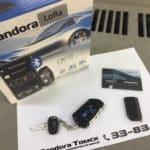 Пандора ДХ 91 Лора в автосервисе Pandora