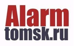 Логотип сервиса Аларм Томск