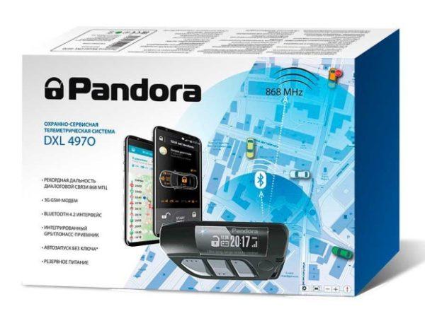 упаковка Pandora DXL 4970