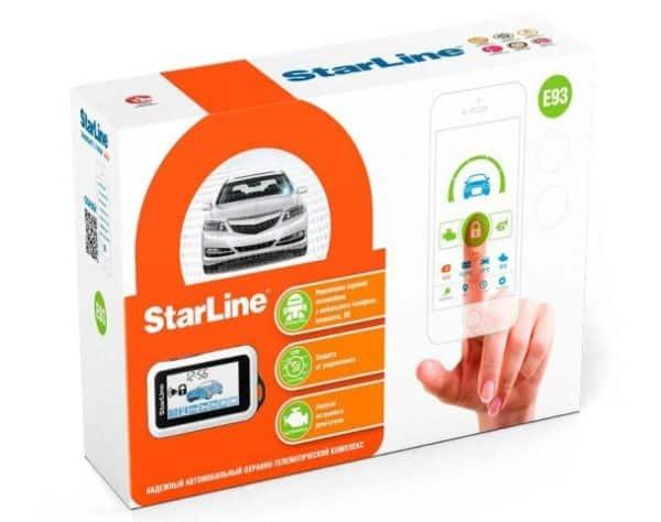 упаковка starline e93