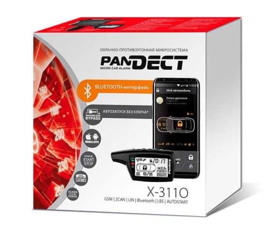 Упаковка Pandect X-3110