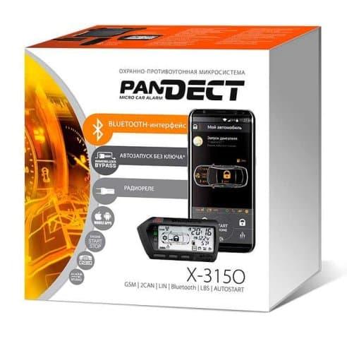 Упаковка Pandect X-3150