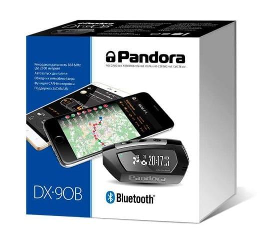 Упаковка Pandora DX 90B