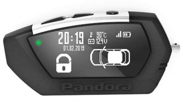 Брелок Pandora DX 91 LoRa