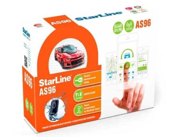 Упаковка StarLine AS96 BT GSM 2CAN+2LIN