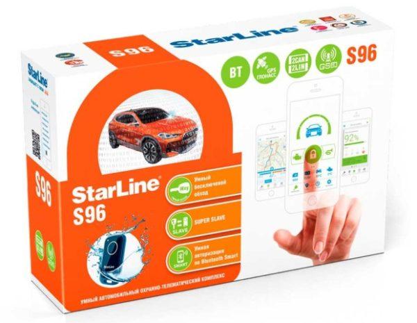 Упаковка StarLine S96 BT GSM GPS