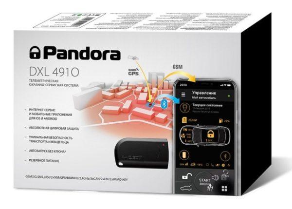 Упаковка Pandora DXL 4910