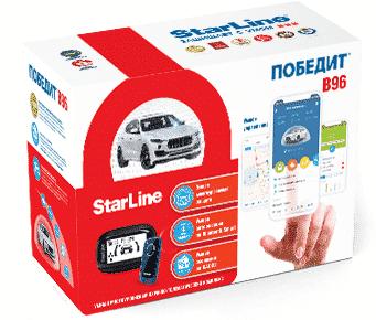 Упаковка StarLine Победит B96