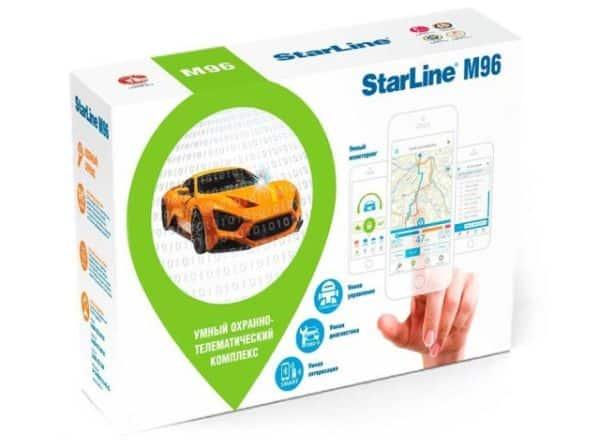 упаковка starline m96