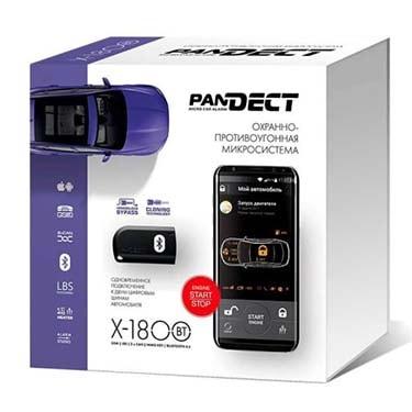 Микросигнализация Pandect X 1800BT