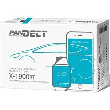 Микросигнализация Pandect X 1900BT
