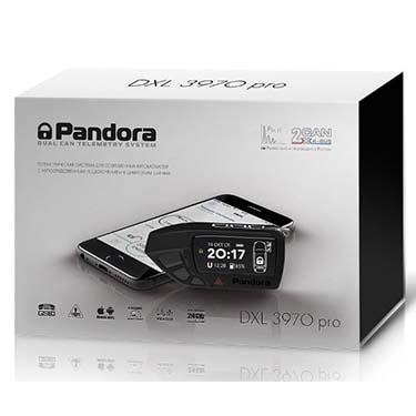 охранный комплекс Pandora DXL 3970