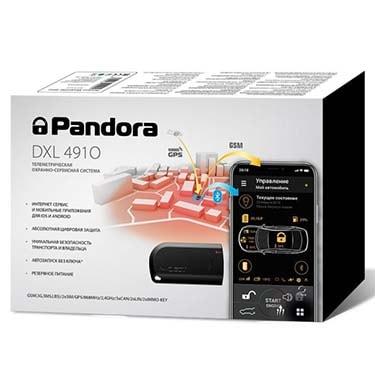 охранный комплекс Pandora DXL 4910