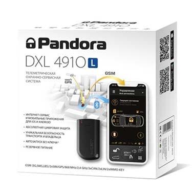 охранный комплекс Pandora DXL 4910 L