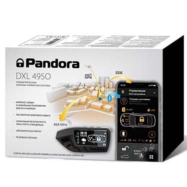 охранный комплекс Pandora DXL 4950