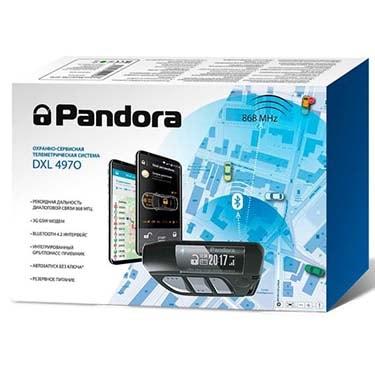 охранный комплекс Pandora DXL 4970