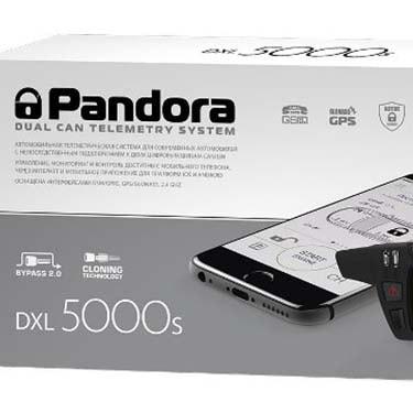 охранный комплекс Pandora DXL 5000s