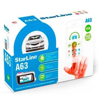 автосигнализация A63