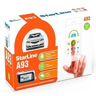 автосигнализация A93 gsm