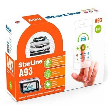 автосигнализация A93 eco