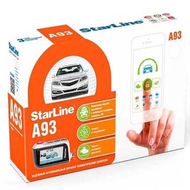 автосигнализация A93