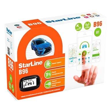 Охранная система Старлайн Б96 джсм джпс