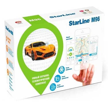 Охранная система M96 GSM GPS