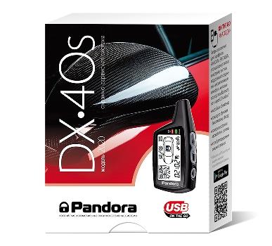 Автосигнализация Пандора DX 40S