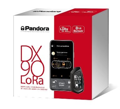 сигнализация Pandora DX 90
