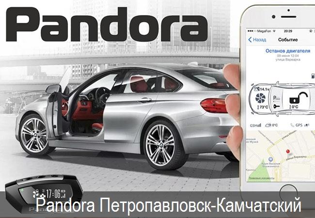 Pandora Петропавловск-Камчатский,официальные представители