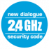 многофункциональный радиоинтерфейс 2,4 ГГц