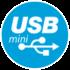 встроенный мини usb порт